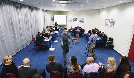 Турнир переговорщиков в Тюмени
