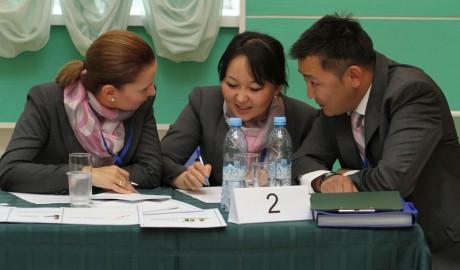 Межрегиональный турнир переговорщиков (Газпромнефть)