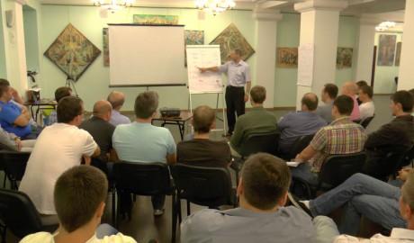 Стратегическая Сессия 2015 - 2020 для компании ТехПортАвтоСервис