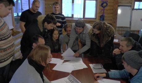 Стратегическая сессия 2016 - 2020 для компании КОМФОРТЕЛ
