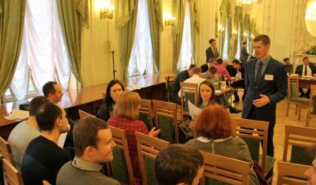 Турнир переговорщиков - на пути к успеху