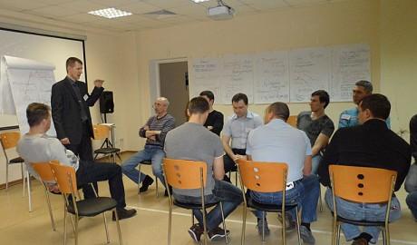 """Тренинг """"Продажа сложного технологического оборудования"""" для компании СовПлим г. Санкт Петербург"""
