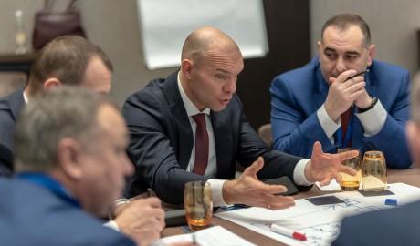 Фотогалерея с форума генеральных директоров компании Газпром межрегионгаз