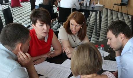 Турнир переговорщиков - на новой высоте