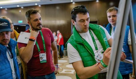 В Сочи проведен тренинг «Эффективность проектных команд»