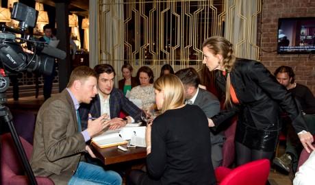 29 марта на Воробьёвых горах собрались любители переговорных практик