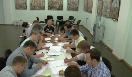 Проведена Стратегическая Сессия 2015 - 2020 для компании ТехПортАвтоСервис