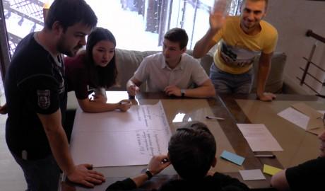 Прокладывая новый курс – стратегическая сессия компании Комфортел